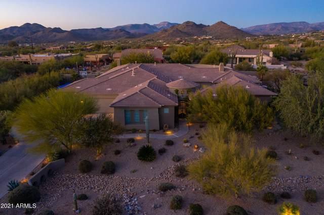 5650 E Villa Cassandra Way, Carefree, AZ 85377 (MLS #6172506) :: Yost Realty Group at RE/MAX Casa Grande