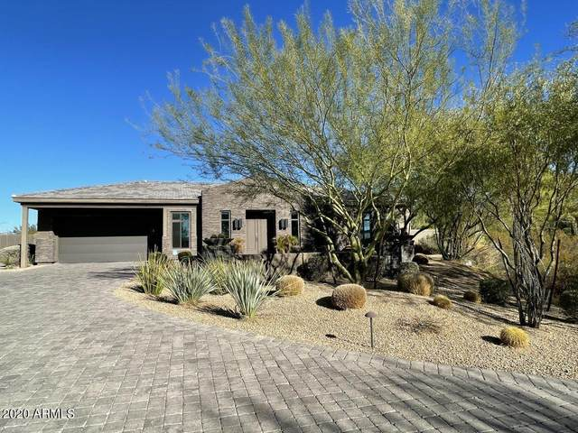 8820 E Lariat Lane, Scottsdale, AZ 85255 (MLS #6172666) :: The Daniel Montez Real Estate Group