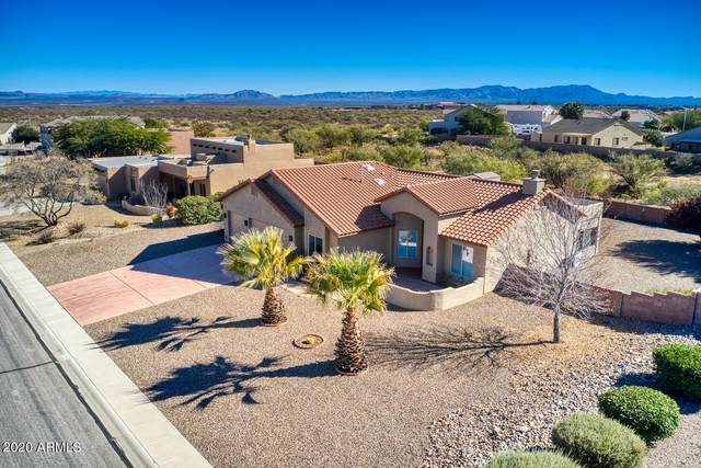 4558 San Cristobal, Sierra Vista, AZ 85635 (MLS #6172694) :: Long Realty West Valley