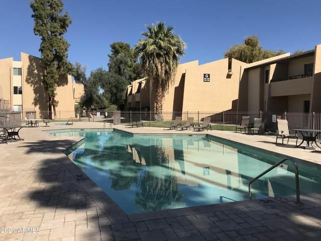 8055 E Thomas Road G103, Scottsdale, AZ 85251 (MLS #6173208) :: The Daniel Montez Real Estate Group