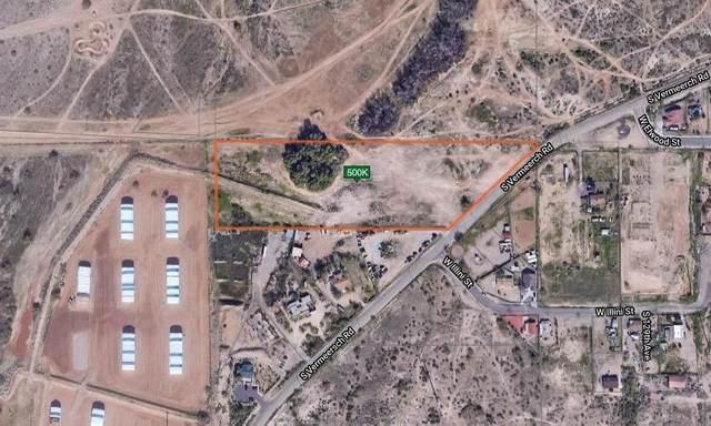 3664 S Vermeersch Road, Avondale, AZ 85323 (MLS #6173272) :: The Daniel Montez Real Estate Group