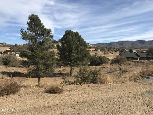 18339 S Spoon Road, Peeples Valley, AZ 86332 (MLS #6174474) :: Service First Realty