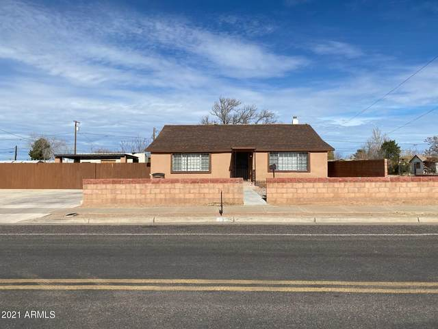 1160 E 19TH Street, Douglas, AZ 85607 (MLS #6174550) :: Yost Realty Group at RE/MAX Casa Grande