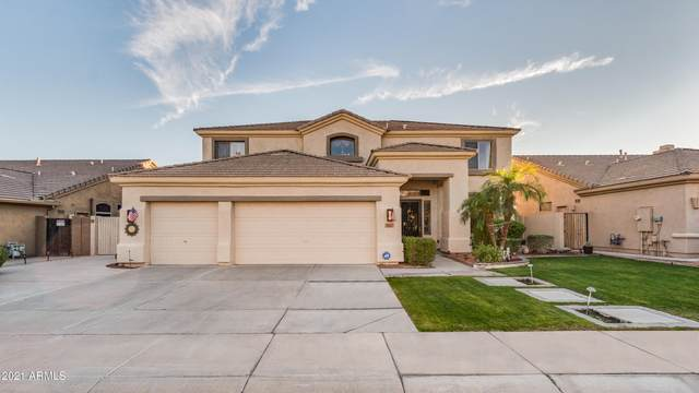 923 W Windsong Drive, Phoenix, AZ 85045 (MLS #6174932) :: Yost Realty Group at RE/MAX Casa Grande