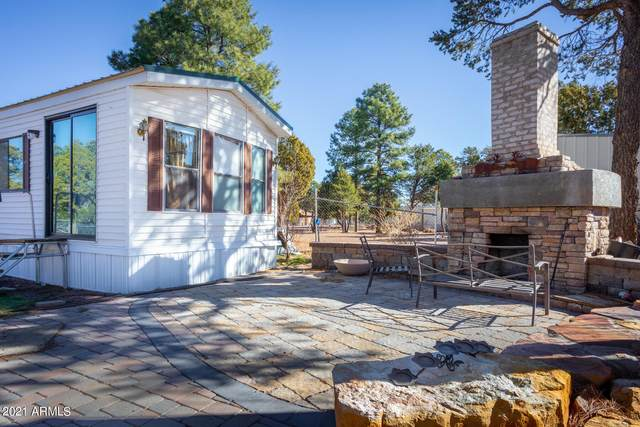 2169 Tenderfoot Trail, Overgaard, AZ 85933 (MLS #6175059) :: The Daniel Montez Real Estate Group
