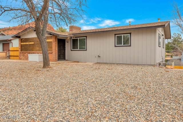 100 Farmer Brothers Drive, Sedona, AZ 86336 (MLS #6175197) :: Long Realty West Valley