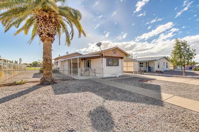 7313 E Juanita Avenue, Mesa, AZ 85209 (MLS #6175254) :: Maison DeBlanc Real Estate