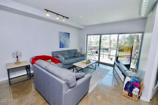 805 N 4TH Avenue #208, Phoenix, AZ 85003 (MLS #6175376) :: Maison DeBlanc Real Estate