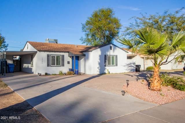 1406 W Clarendon Avenue, Phoenix, AZ 85013 (MLS #6175621) :: Executive Realty Advisors