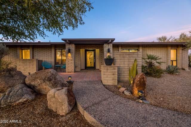 7724 E Primrose Path, Carefree, AZ 85377 (MLS #6176060) :: Keller Williams Realty Phoenix
