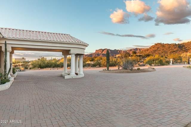 10953 E Palm Way, Gold Canyon, AZ 85118 (MLS #6176224) :: Yost Realty Group at RE/MAX Casa Grande
