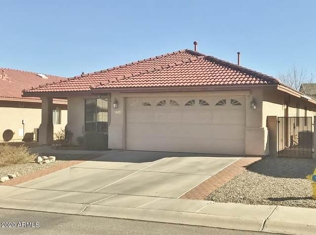 1203 San Simeon Drive, Sierra Vista, AZ 85635 (MLS #6176432) :: The Carin Nguyen Team