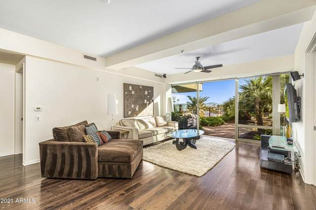 7167 E Rancho Vista Drive #4007, Scottsdale, AZ 85251 (MLS #6176570) :: Maison DeBlanc Real Estate