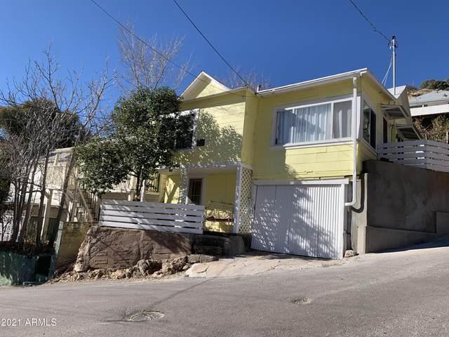 138 Opera Drive, Bisbee, AZ 85603 (MLS #6176591) :: Yost Realty Group at RE/MAX Casa Grande