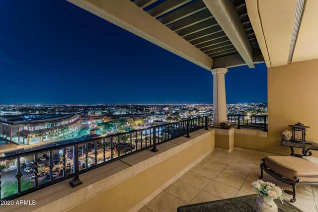 7175 E Camelback Road #1105, Scottsdale, AZ 85251 (MLS #6176819) :: The Ethridge Team