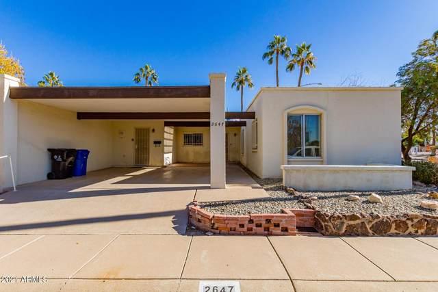 2647 S Alder Drive, Tempe, AZ 85282 (MLS #6176872) :: Conway Real Estate