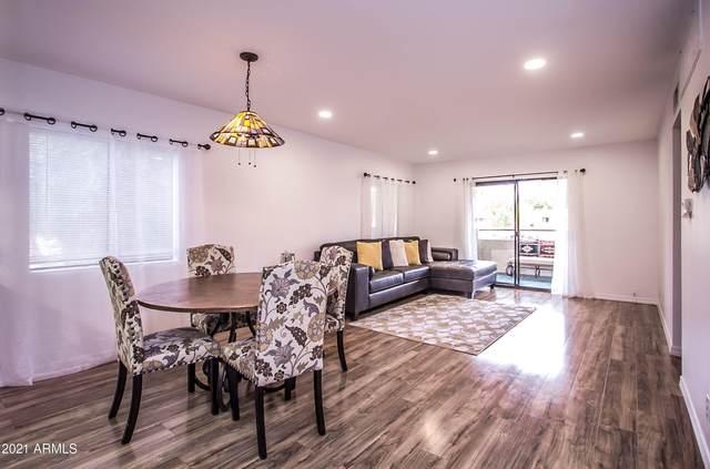 11026 N 28TH Drive #32, Phoenix, AZ 85029 (MLS #6177030) :: Maison DeBlanc Real Estate