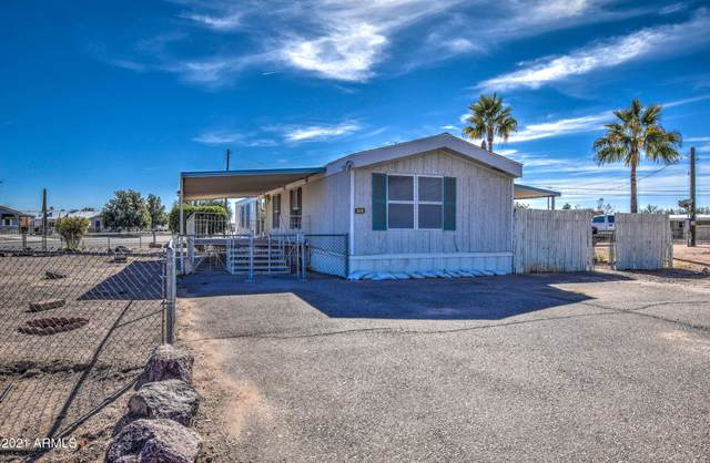 1577 E 22ND Avenue, Apache Junction, AZ 85119 (MLS #6177949) :: Maison DeBlanc Real Estate