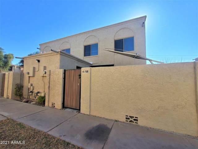 4108 N 81ST Street, Scottsdale, AZ 85251 (MLS #6177995) :: Keller Williams Realty Phoenix