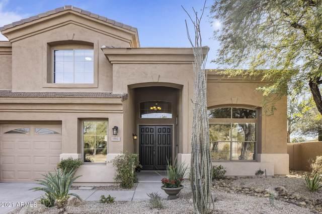 7511 E Tailspin Lane, Scottsdale, AZ 85255 (MLS #6178184) :: The W Group