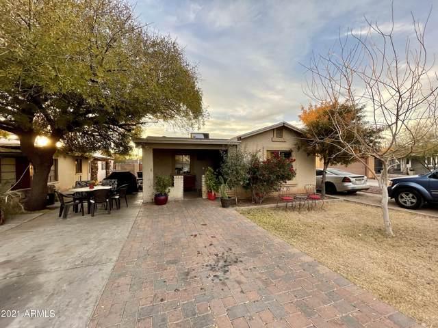 336 N Delaware Street, Chandler, AZ 85225 (MLS #6178234) :: Maison DeBlanc Real Estate
