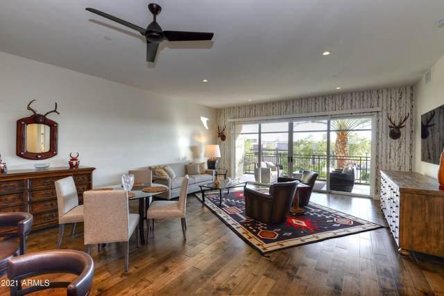6166 N Scottsdale Road B2008, Paradise Valley, AZ 85253 (MLS #6178242) :: Maison DeBlanc Real Estate