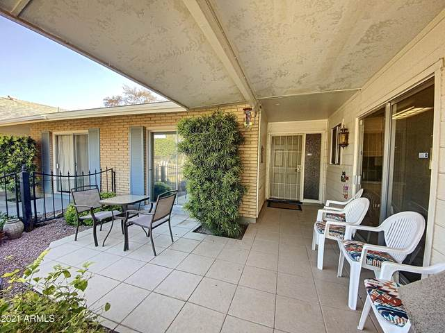 10715 W Mission Lane, Sun City, AZ 85351 (MLS #6178309) :: Maison DeBlanc Real Estate