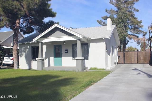 906 E Whitton Avenue, Phoenix, AZ 85014 (MLS #6178529) :: My Home Group