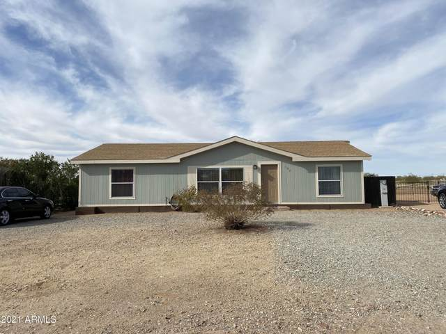 182 Gompers Circle, Morristown, AZ 85342 (MLS #6178685) :: Yost Realty Group at RE/MAX Casa Grande