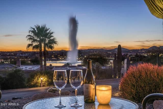 12833 N La Ronda Court, Fountain Hills, AZ 85268 (MLS #6178952) :: Devor Real Estate Associates