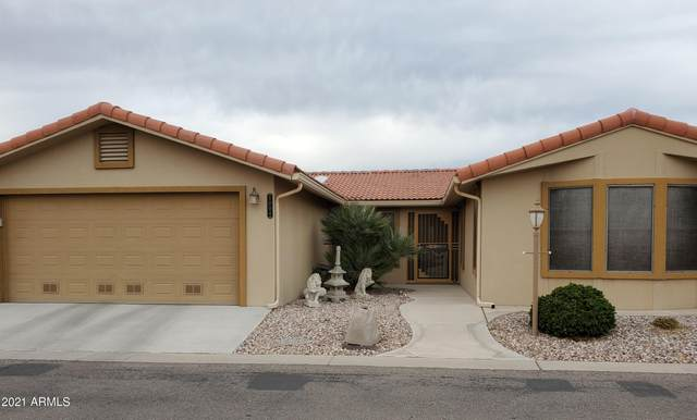 3301 S Goldfield Road #5004, Apache Junction, AZ 85119 (MLS #6179160) :: D & R Realty LLC