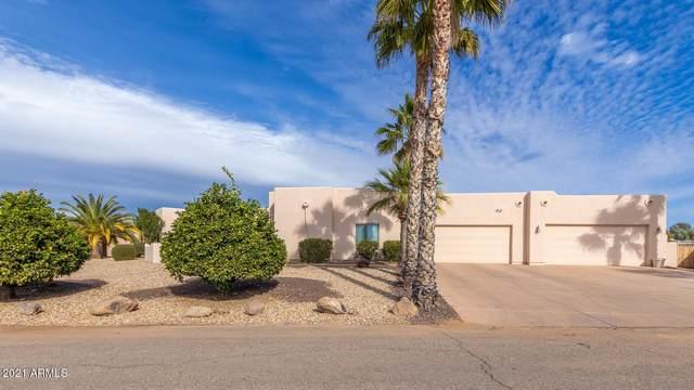 37809 N 17TH Drive, Phoenix, AZ 85086 (MLS #6179804) :: Nate Martinez Team