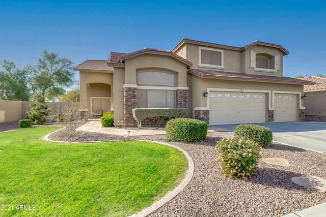 912 N 164TH Drive, Goodyear, AZ 85338 (MLS #6179821) :: Kepple Real Estate Group