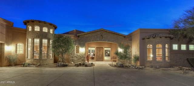 7267 E Juniper Village Drive, Gold Canyon, AZ 85118 (MLS #6179919) :: Yost Realty Group at RE/MAX Casa Grande
