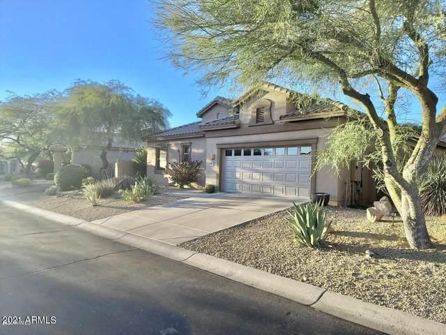 10822 E Le Marche Drive, Scottsdale, AZ 85255 (MLS #6180242) :: The W Group
