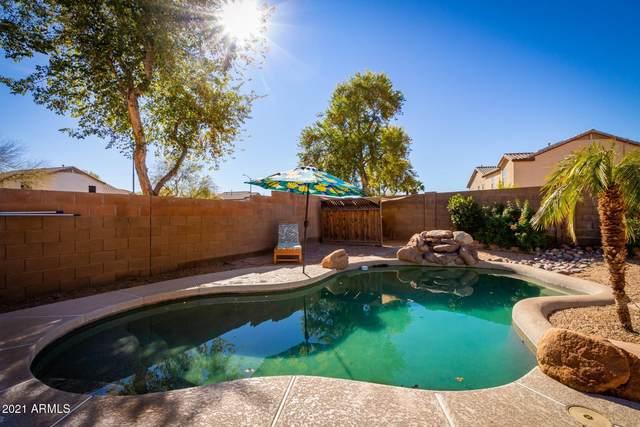 12851 W Cambridge Avenue, Avondale, AZ 85392 (MLS #6180388) :: Executive Realty Advisors