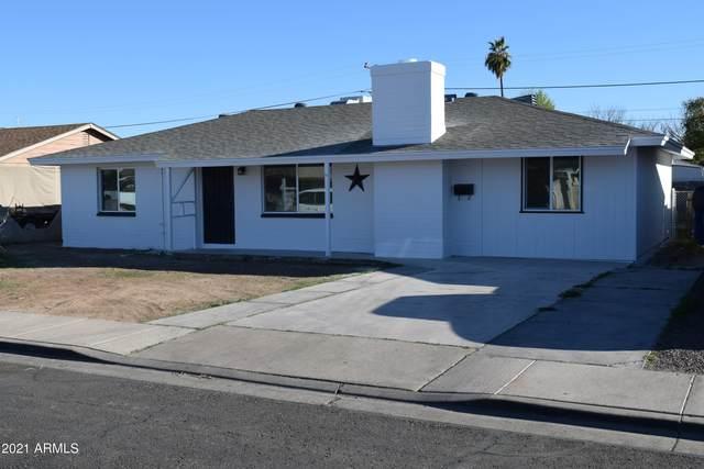 1323 E Vine Avenue E, Mesa, AZ 85204 (MLS #6180433) :: Yost Realty Group at RE/MAX Casa Grande