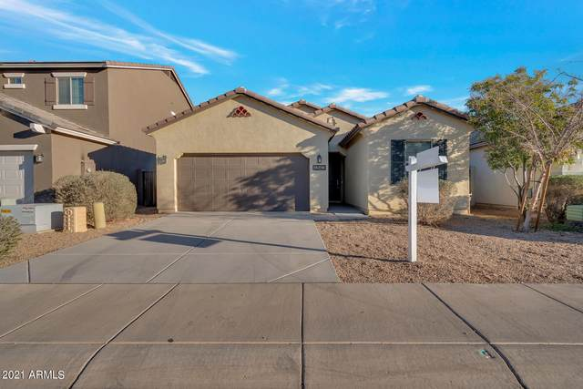 4840 E Alamo Street, San Tan Valley, AZ 85140 (MLS #6180537) :: Devor Real Estate Associates