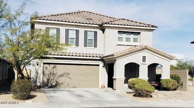 5066 E Hannibal Street, Mesa, AZ 85205 (MLS #6180588) :: Yost Realty Group at RE/MAX Casa Grande