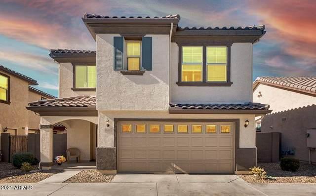 16368 W Moreland Street, Goodyear, AZ 85338 (MLS #6180599) :: The Laughton Team