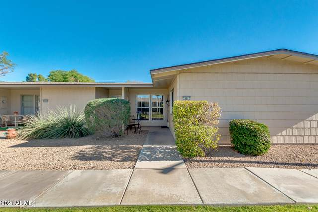 10511 W Highwood Lane, Sun City, AZ 85373 (MLS #6180653) :: Conway Real Estate