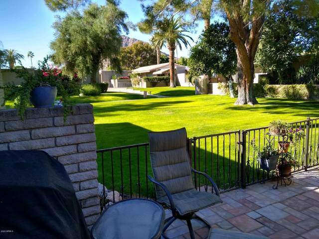 4800 N 68TH Street #258, Scottsdale, AZ 85251 (MLS #6180657) :: Long Realty West Valley