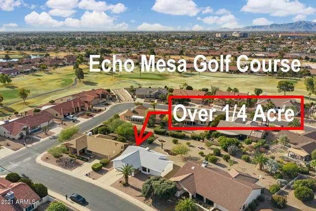 20406 N 141ST Drive, Sun City West, AZ 85375 (MLS #6180701) :: Yost Realty Group at RE/MAX Casa Grande