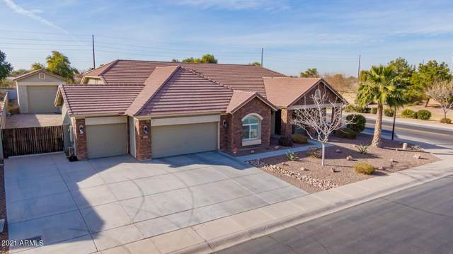 39730 N Oxford Way, San Tan Valley, AZ 85140 (MLS #6180878) :: Arizona Home Group