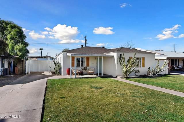 3828 N 11TH Avenue, Phoenix, AZ 85013 (MLS #6180939) :: Executive Realty Advisors