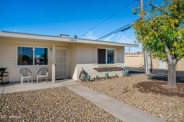 10436 N 103RD Avenue, Sun City, AZ 85351 (MLS #6181466) :: Long Realty West Valley