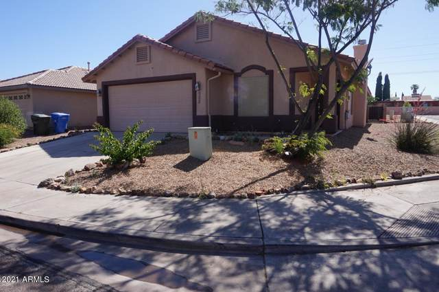 902 Monte Vista Avenue, Sierra Vista, AZ 85635 (MLS #6181551) :: The Carin Nguyen Team