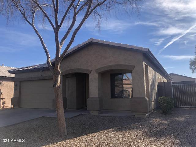 263 E Cheyenne Road, San Tan Valley, AZ 85143 (MLS #6181554) :: The Garcia Group