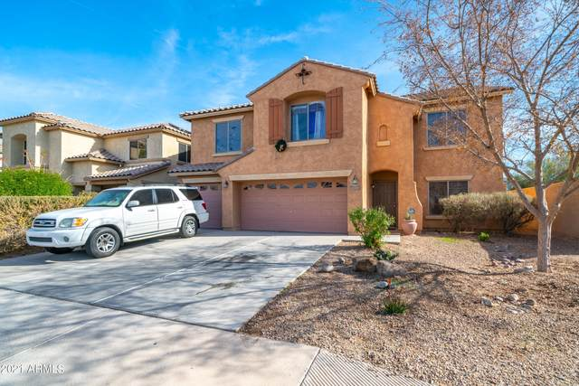 19533 N Leland Road, Maricopa, AZ 85138 (MLS #6181573) :: Long Realty West Valley