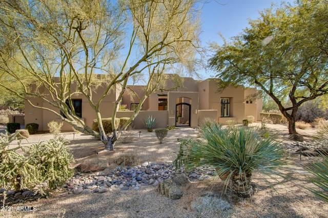 25831 N Palomino Trail, Scottsdale, AZ 85255 (MLS #6181663) :: Conway Real Estate